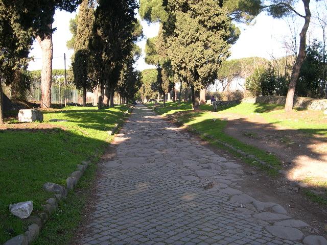 Via Appia (foto di Eligio)