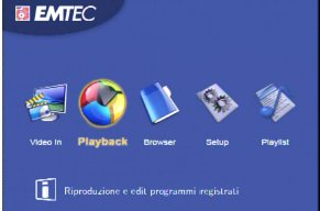 Emtec Movie Cube -R