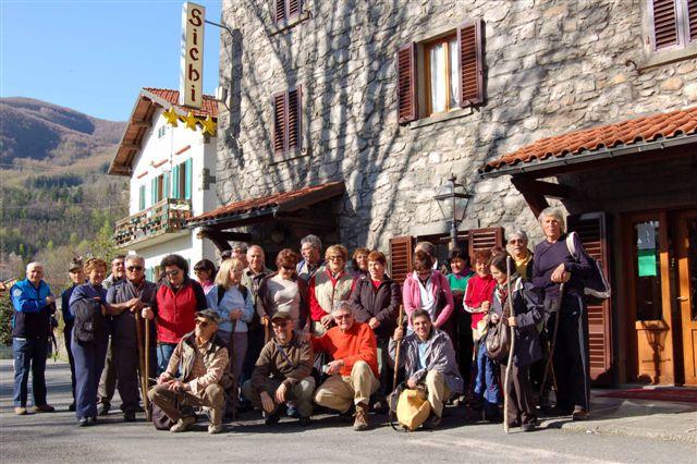 La Castellina all'Abetone (foto di Lorena)